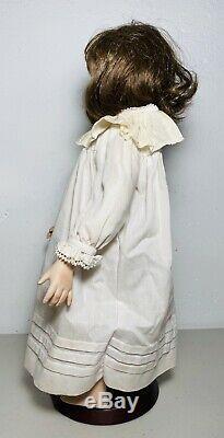 Vintage Ashton Drake BEDTIME JENNY Porcelain Doll by Dianna Effner 15 Rare