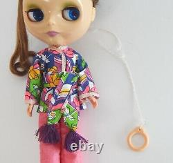 Vintage Ashton Drake Blythe Doll ADG Lounging Lovely Doll and Complete Outfit