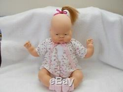 Vintage Reproduction Baby Dear Excellent CLEAN Ashton Drake Vogue Wilkins doll