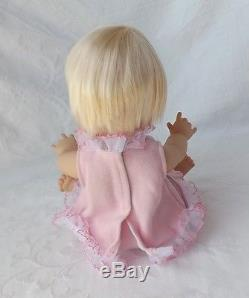 WOW Ashton Drake Repro Vtg Ideal Bewitched Tabitha Tabatha Baby Doll w Clothes