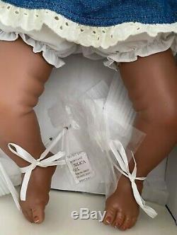 Waltraud Hanl Jasmine's At Age 1-1/2 So Truly Real Baby Doll Ashton Drake