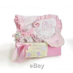 Welcome Home Newborn Baby Girl Doll And Extra Outfit by Ashton-Drake Galleries