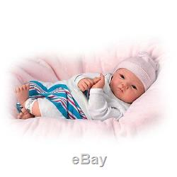 Welcome to the World Baby Girl Doll By The Ashton-Drake Galleries