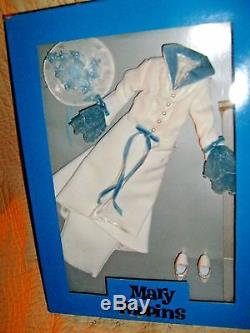 Xrare-nib-beautiful Robert Tonner Complete Mary Poppins-16 Doll Outfit-high Tea